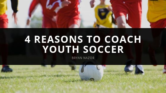 4 Reasons to Coach Youth Soccer, With Tips From Volunteer Coach Bryan Nazor